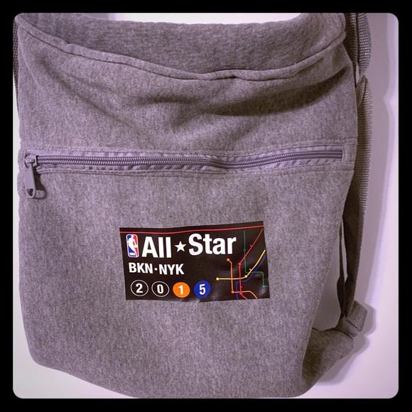 Other - 2015 NBA All Star bag